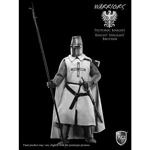 Teutonic Knight -  Knight Sergeant Brother Figur
