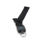 Side Arm Retracting Tether (Black)