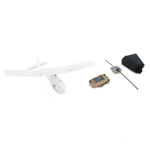 RQ-11 Raven Miniature Unmanned Aerial Vehicle (UAV) Aircraft-System Full (White)