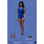 Dark Skin Alpha Female Body