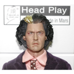 Headsculpt Johnny Depp
