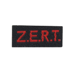 ZERT Patch (Red)