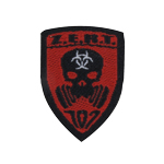 Shoulder Patch (Red)