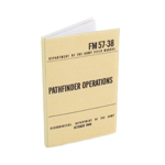 US Army FM57-38 Pathfinder Operations Field Manual (Beige)