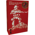 ZERT Advanced Machine Gunner - Juggernaut Sully Figur