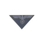 Wehrmacht Eagle Patch (Gris)