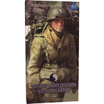 29th Infantry Division Radio Operator - Paul (Christmas Version) Figur