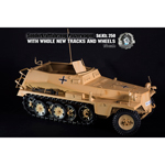 Sd.Kfz.250-1 Sand color version