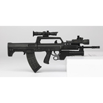 QBZ-95-1 Assault Rifle (Black)