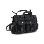 Leather Bag (Black)