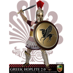 Greek Hoplite 2.0 Set (Type B)