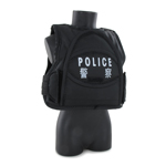 Royal Hong Kong Police Plate Carrier (Black)