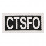 CTSFO Patch (Black)