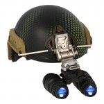 Ops-Core Fast Helmet with PVS-15 NVG (2 Colors Mesh)