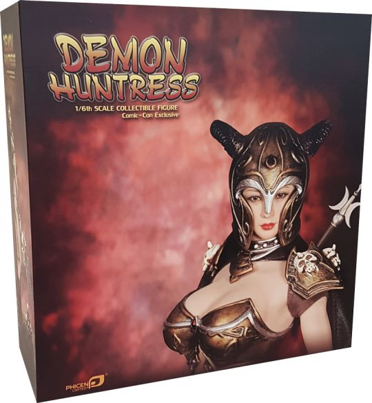 Demon Huntress (CICF 2016 Exclusive)