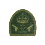Protect The Crown Patch (Green)