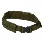 Padded Molle Belt (Olive Drab)