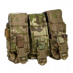 5,56mm Revista Triple Magazines Pouch (Multicam)