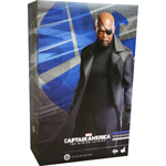 Nick Fury Empty Box