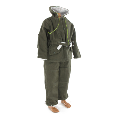 Field grey reversible snow suit (first winter)