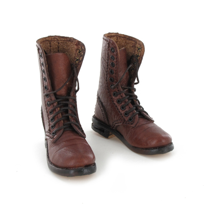 Fallschirmjager jump brown boots (2nd model)