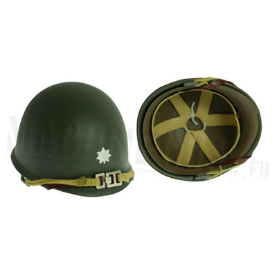 US commander helmet