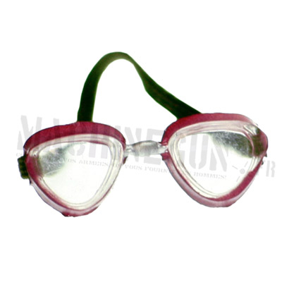 Antidust glasses
