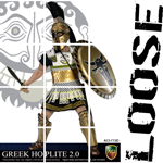 GREEK HOPLITE 2.0 TYPE D SET (Aci)