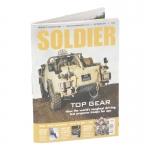 Soldier Magazine (Yellow)