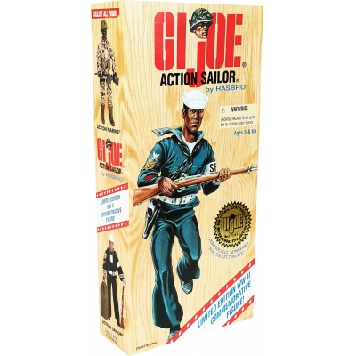Action Sailor (WWII 50th Anniversary Commemorative Edition)