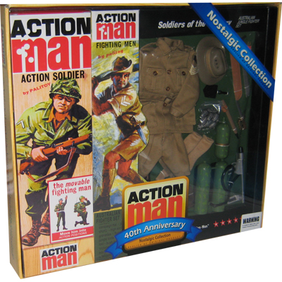 australian jungle fighter set