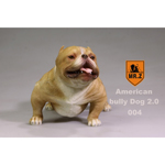 American Pitbull 2.0 Dog (Beige)
