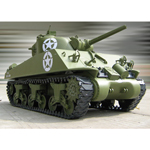 M4A3 Sherman tank electric propulsion 105mm Howitzer (without radio)