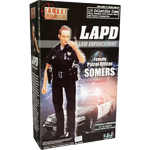 LAPD Law Enforcement - Female Patrol Officer Somers