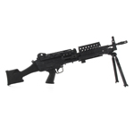 MK46 MOD0 Rifle Stock (Black)