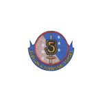 Earth Force Security Forces Patch