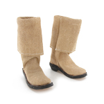 Pirate boots (Beige)