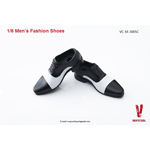 Men's Fashion Shoes (Black and white)