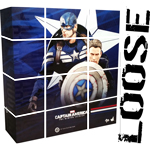 CAPTAIN AMERICA & STEVE ROGERS SET (Hot Toys)