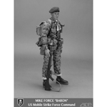US Mobile Strike Force Command - Mike Force Baron Figur