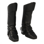 Cavalry Boots (Black)