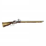 Diecast Wick Musket Rifle (Brown)
