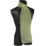 Net Scarf (Green)