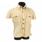 Tropical Shirt (Beige)