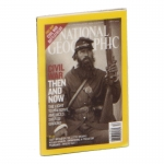 National Geographic Magazine (Grey)