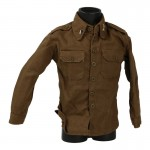 M37 Lieutenant Ranger Shirt (Brown)