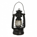 Diecast LED Light Up Kerosene Lamp (Black)
