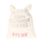 Colombian Coffee Bag (White)