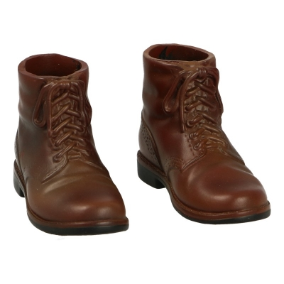 Marching Boots (Brown)