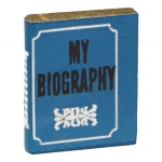My Biography Book (Blue)